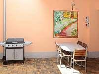 Domeček ve dvoře - apartmán ubytování Bechyně - 2