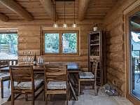 Manta Log Cabin - srub k pronajmutí - 4 Albrechtice nad Vltavou - Újezd