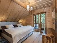 Manta Log Cabin - srub k pronájmu - 6 Albrechtice nad Vltavou - Újezd