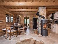 Manta Log Cabin - srub ubytování Albrechtice nad Vltavou - Újezd - 5