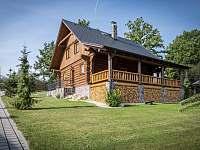 Srub k pronájmu - dovolená v Jižních Čechách