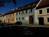 Apartmán 48, náměstí - Chvalšiny