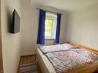 Ložnice - apartmán ubytování Hůrka