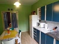 Kuchyně - apartmán k pronajmutí Třeboň