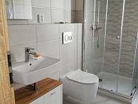 Koupelna přízemí - Horni Planá