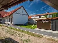 Apartmány Levandule v Břilicích - k pronájmu Třeboň - Břilice