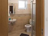 Čtyřlůžkový apartmán – AP1 (Koupelna s WC) - Třeboň - Břilice