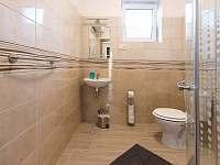 Čtyřlůžkový apartmán – AP2 (Koupelna s WC) - Třeboň - Břilice