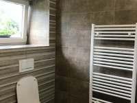 Apartmán CH0 - přízemí - Koupelna vč. WC - Dubenec