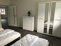 Apartmán CH0 - přízemí - Ložnice 2 - 3 osoby - k pronájmu Dubenec