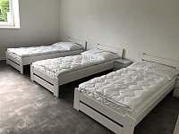 Apartmán CH0 - přízemí - Ložnice 2 - 3 osoby - Dubenec