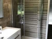 Apartmán CH1 - podkroví - Koupelna vč. WC - Dubenec