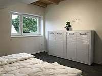 Apartmán CH1 - podkroví - Ložnice 1 - 2 osoby - Dubenec