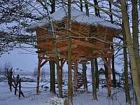 posed v zimě - Višňová