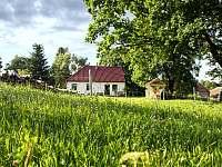 Pension Franz v Práčově - chalupa k pronájmu Přídolí - Práčov