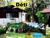 Chata k pronajmutí - dovolená Rybník Valcha - Cetoraz rekreace Hlavňov