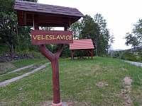 Veleslavice1 - chata k pronájmu