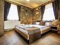 Apartmán 2 ložnice - chalupa k pronájmu Klažary u Žumberka