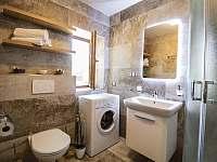 Apartmán 3 koupelna - Klažary u Žumberka