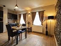 Apartmán 3 kuchyně - pronájem chalupy Klažary u Žumberka