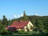 ubytování Nová Bystřice - Skalka Apartmán na horách