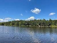 Horní Žišpašský rybník - chata k pronájmu Blato u Hůrek