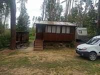 Chata ubytování v obci Pacelice