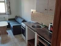 Třílůžkový apartmán - rekreační dům k pronajmutí Nová Bystřice
