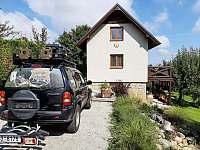 Chata ubytování v obci Chroboly