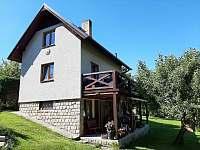 Chata Dominik Krasetín - ubytování Krasetín