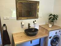 koupelna - chalupa k pronájmu Buk u Jindřichova Hradce
