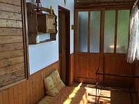 Červená nad Vltavou - chata k pronájmu - 9