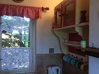 Červená nad Vltavou - chata k pronájmu - 10