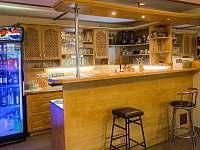 bar - chata ubytování Dehtáře