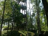 Vyhlídková věž u Gmündu