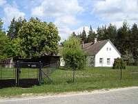 Chalupa k pronajmutí - Suchdol nad lužnicí - Paříž Jižní Čechy