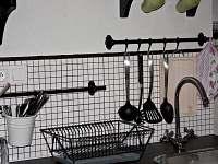 Kuchyňský kout v každém pokoji