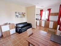 Apartmán dvoulůžkový s kuchyňkou (možná přistýlka)