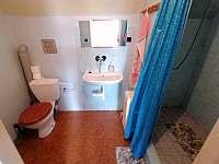 koupelna v 1. patře - Hoštice u Volyně