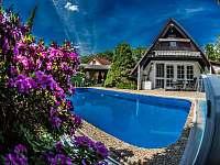 Chata k pronájmu - dovolená  Knížecí rybník rekreace Roudná u Soběslavi