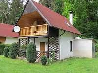 Chata k pronajmutí - chata ubytování Hutě u Bechyně - 2