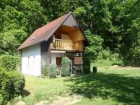 Chata k pronajmutí - dovolená Jižní Čechy rekreace Hutě u Bechyně