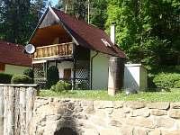 Hutě u Bechyně - chata k pronajmutí - 3