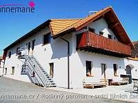 ubytování pro cyklisty v Jižních Čechách