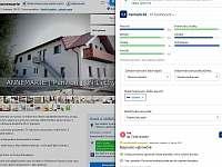 Fantastické hodnocení na serveru booking - chalupa k pronájmu Pražák