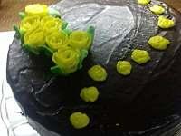 Naše mamina peče pro vás výborné domácí dorty - chalupa k pronájmu Pražák
