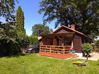 Chata ubytování v obci Kovanín