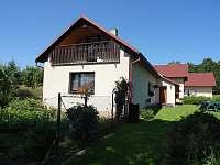 ubytování na samotě Jižní Čechy