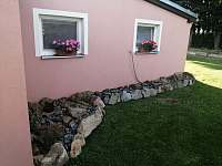 Chaty a chalupy Lom Trhové Sviny na chatě k pronajmutí - Kamenná