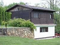 Ubytování Vltava na chatě k pronájmu - Červená nad Vltavou